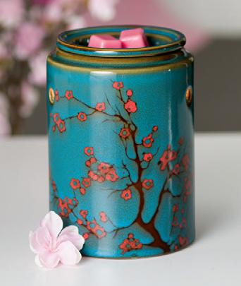 Cherry Tree Scentsy Warmer April 2014 Scentsy Warmer Of