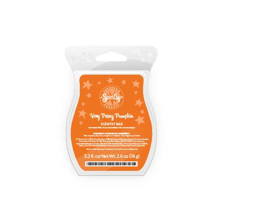 scentsy peary pumpkin