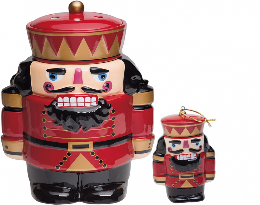 Scentsy nutcracker Warmer