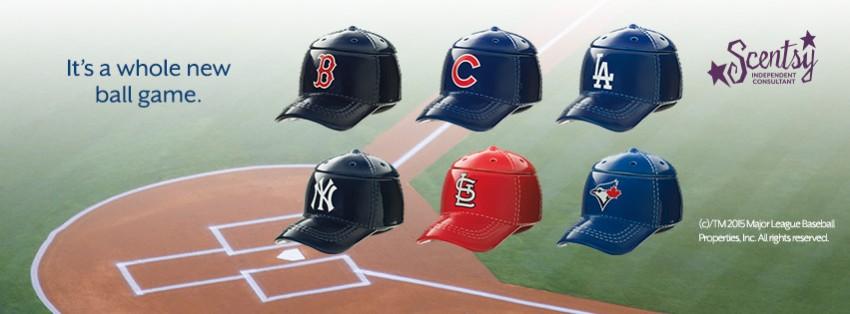 Scentsy Baseball Warmers