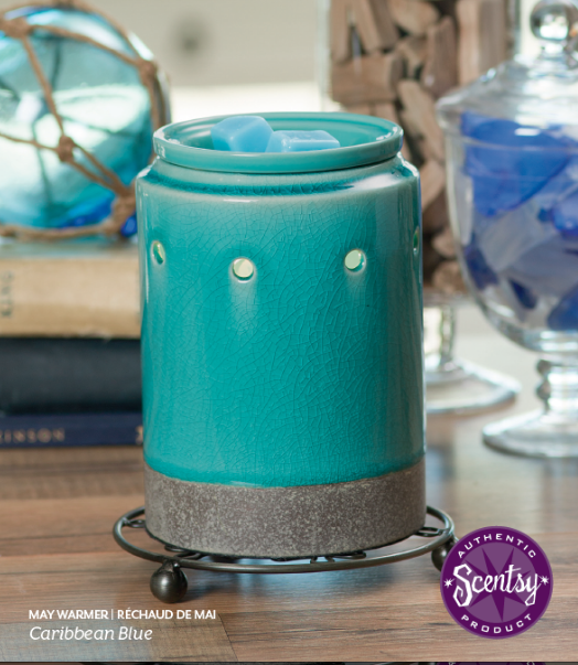 Scentsy caribbean Blue