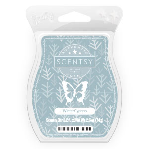 scentsy winter cypress