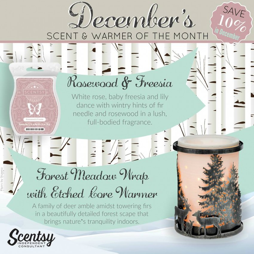 Scentsy Forest Meadow