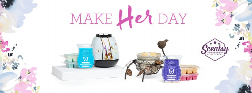 scentsy mothers day