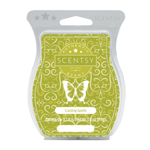 scentsy casting spells