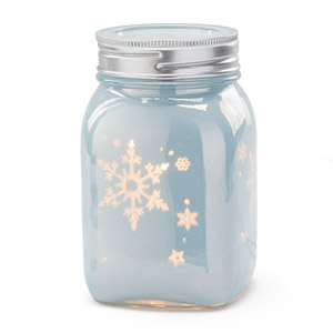 Scentsy White Frost Warmer