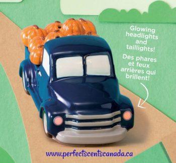 scentsy pumpkin delivery