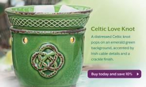 Scentsy Celtic Knot